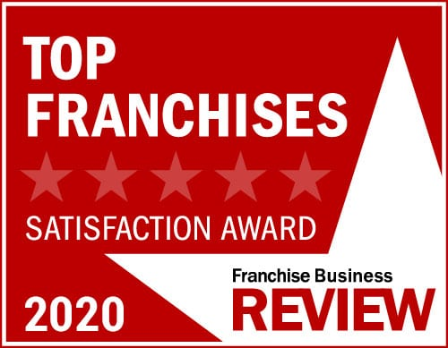 360clean Named a 2020 Top Franchise by Franchise Business Review